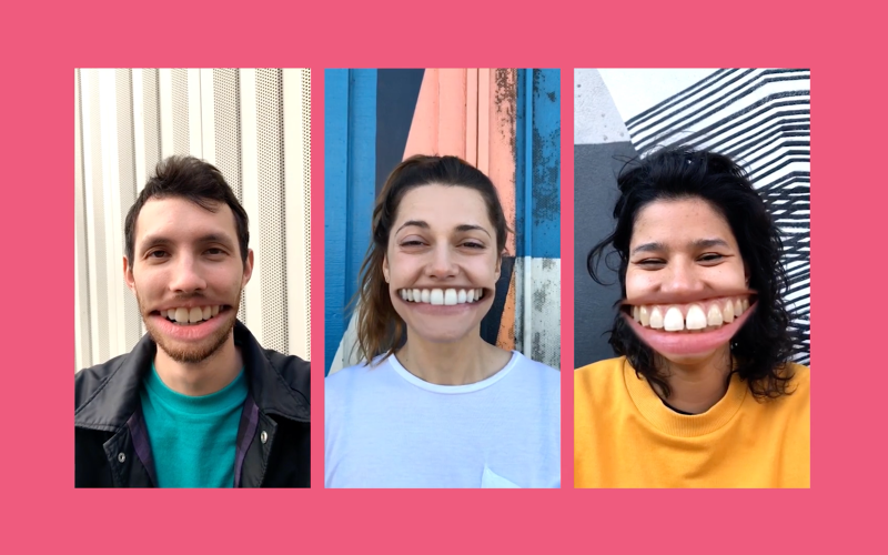 BUCK x INSTAGRAM Face Filters - Malfred Music & Sound